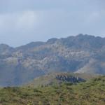 Sierra comechingones